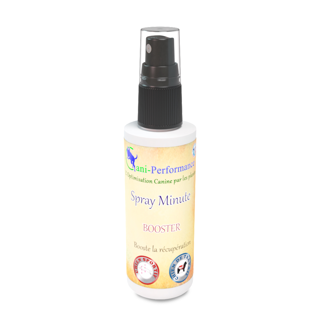 Spray minute booster